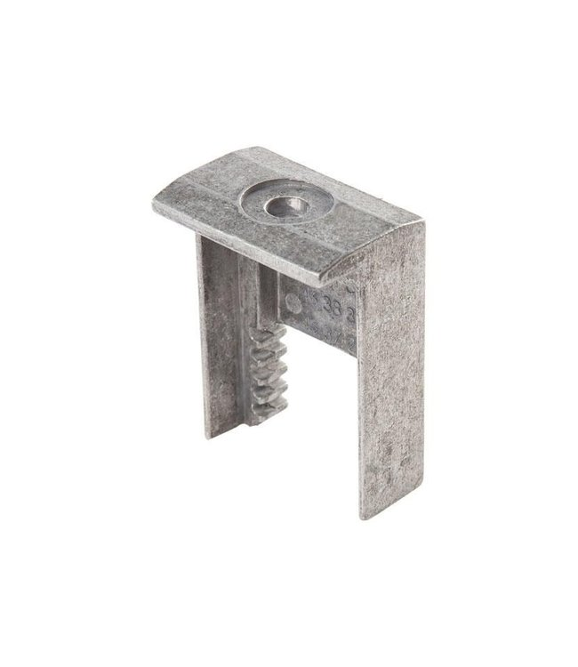 Clickfit Clickfit Eindklem CF A - Aluminium (5 stuks)
