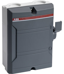ABB Werkschakelaar 25A (1 fase)