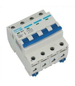 Installatie Automaat B  (3 fase) 16/20/25 Ampere
