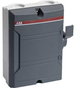 ABB Werkschakelaar 25A (3 fase)