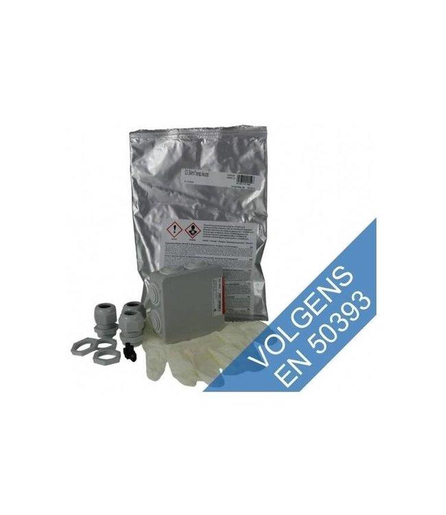 Enphase Gietmofpakket