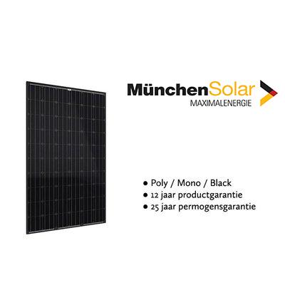 Munchen Solar zonnepanelen