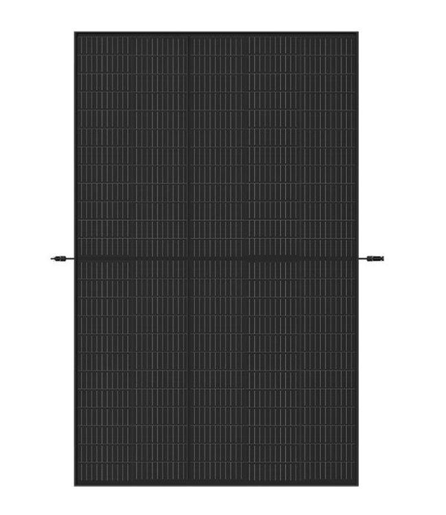 Trina Solar Trina Solar - Vertex Mono 385 All Black 1/3 Cut PERC (TSM-380DE09.05)