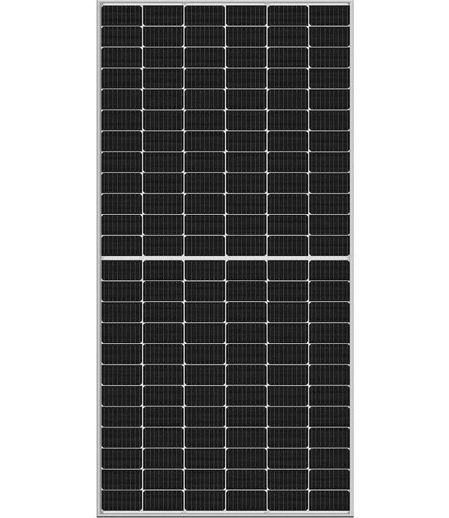Longi Solar Longi Solar 455 Wp | Zilver Frame | Black White | Half Cel | (LR4 72HPH 455M)