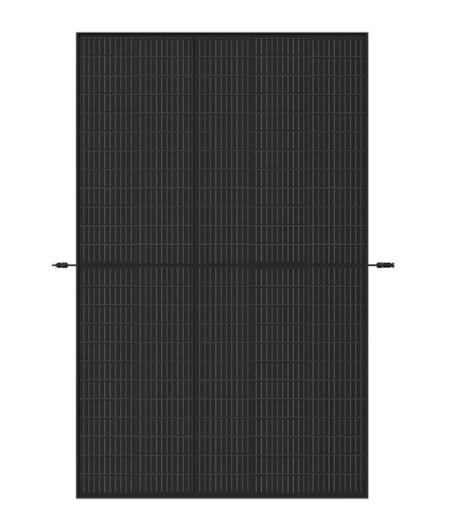 Trina Solar Trina Solar - Vertex Mono 390 All Black 1/3 Cut PERC