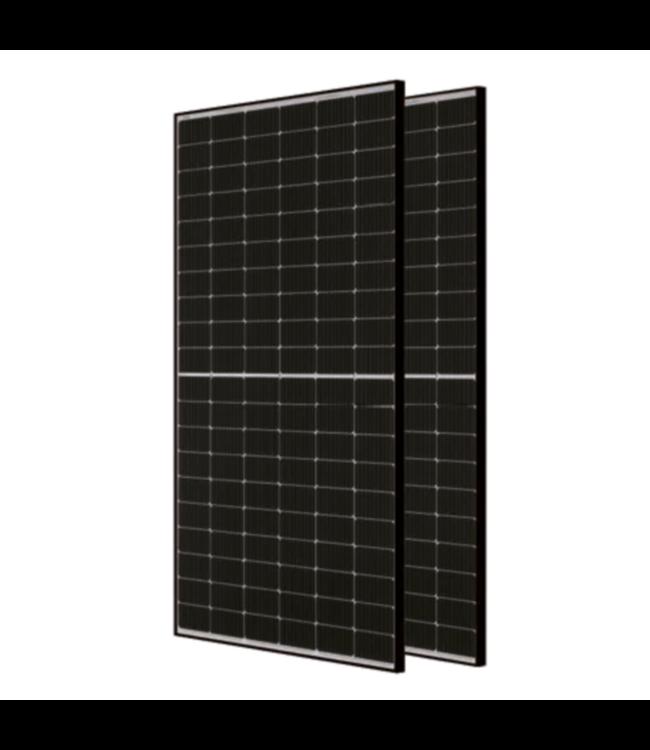 JA Solar JA Solar   345 Wp   Black Frame   Black White   (JAM60S10 345L HC B)