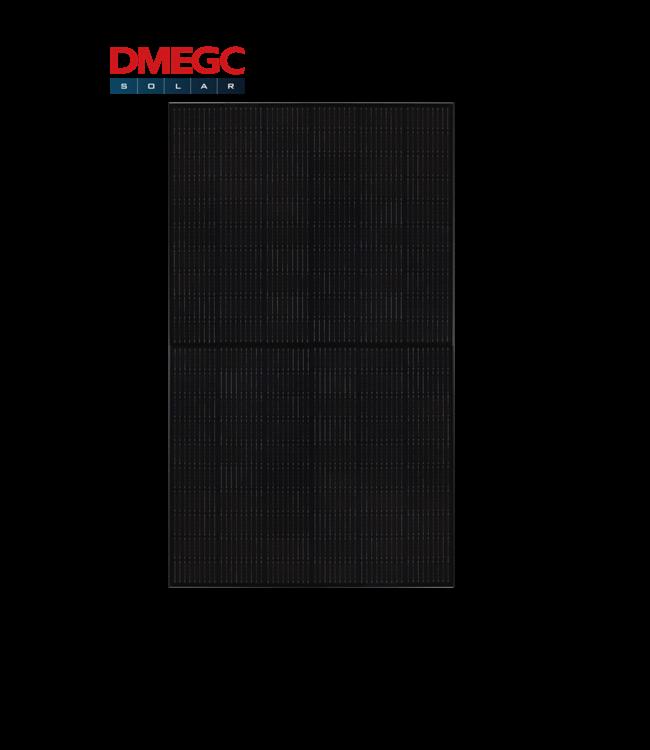 DMEGC DMEGC   370 Wp   Full Black   Half Cel   (DM370M6 60HBB)