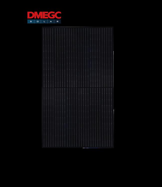 DMEGC DMEGC   330 Wp   Full Black   Half Cel   (DM330G1 60HBB)