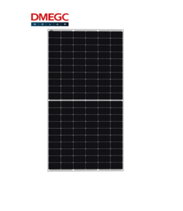 DMEGC DMEGC 375 Wp  Black White Half Cell