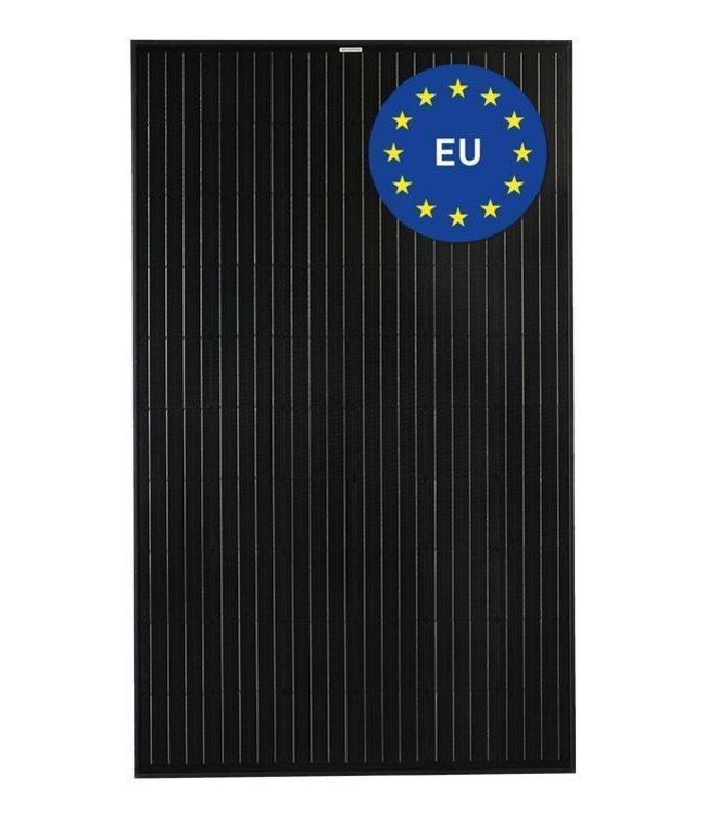 Denim Denim 330 Wp All Black PERC (SCRM330BB 60)