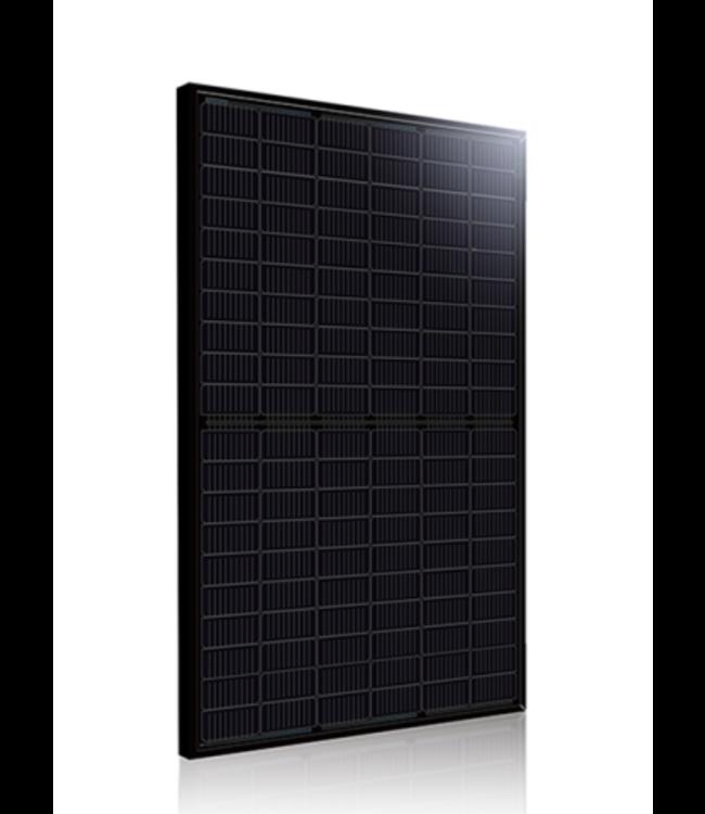 NSP Neo Solar URE Peach 390 Wp Full Black Half Cell (Z-U-FBK390MFD)