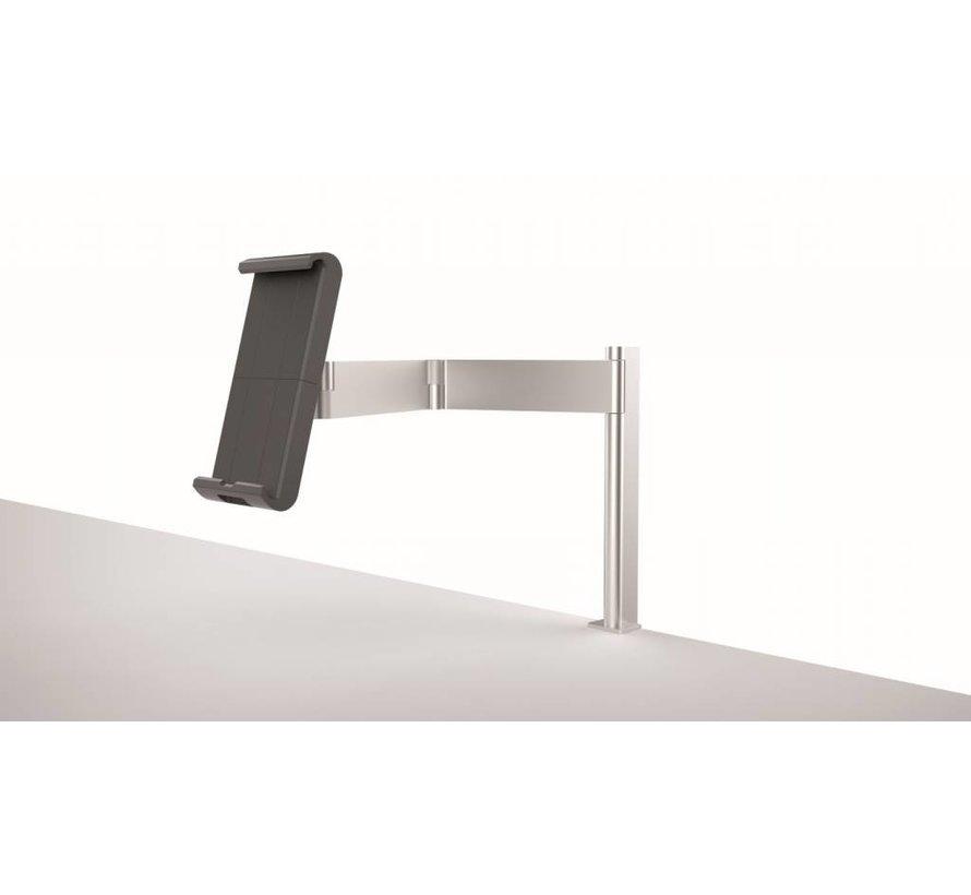 Universele tablethouder tafelmodel met zwenkarm