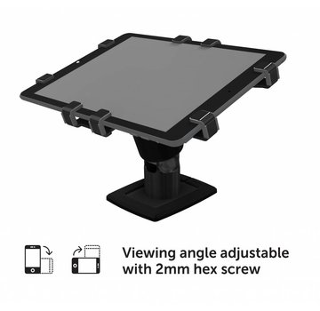 """Gripzo Grip Secure stand 7-11"""" tablets"""