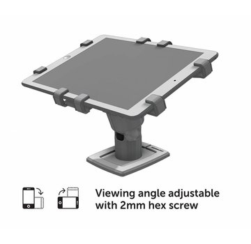"""Gripzo Grip XL Secure stand 11-13"""" tablets"""