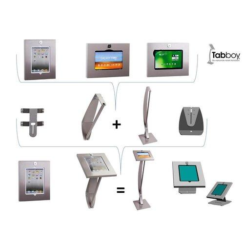 Tabboy XL houder Microsoft Surface PRO 3, 4 , 5, 6 en 7