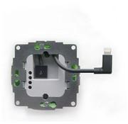 smart:)things sCharge 12W inbouw inbouw voedingsadapter met lightning connector