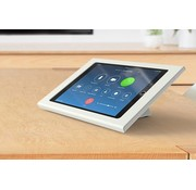 Heckler Design Zoom Rooms Console for iPad 9.7- Wit