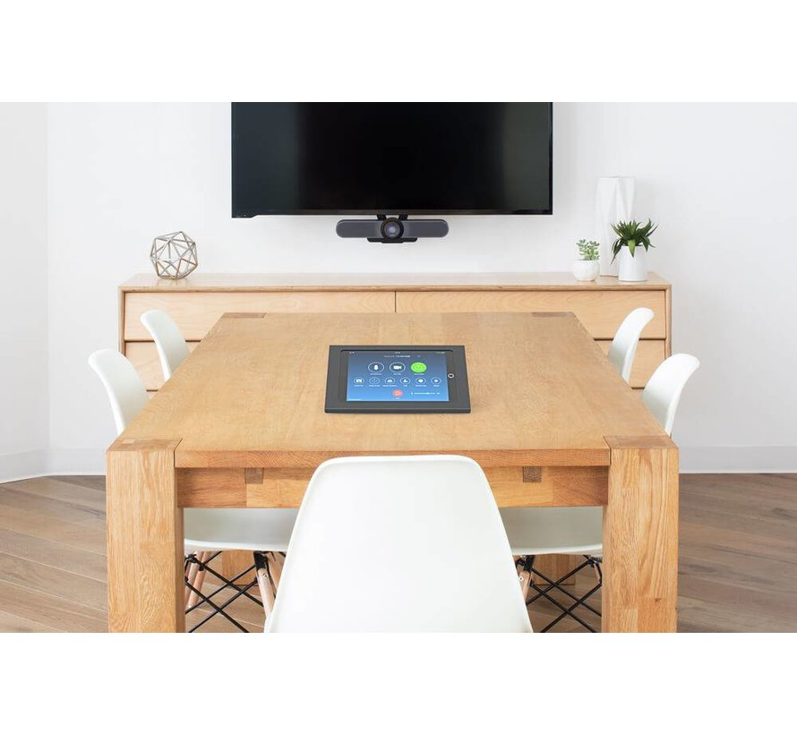 Zoom Rooms Console for iPad 9.7- Wit