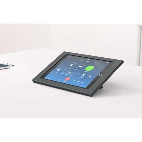 Heckler Design Zoom Rooms Console for iPad 9.7- Zwart