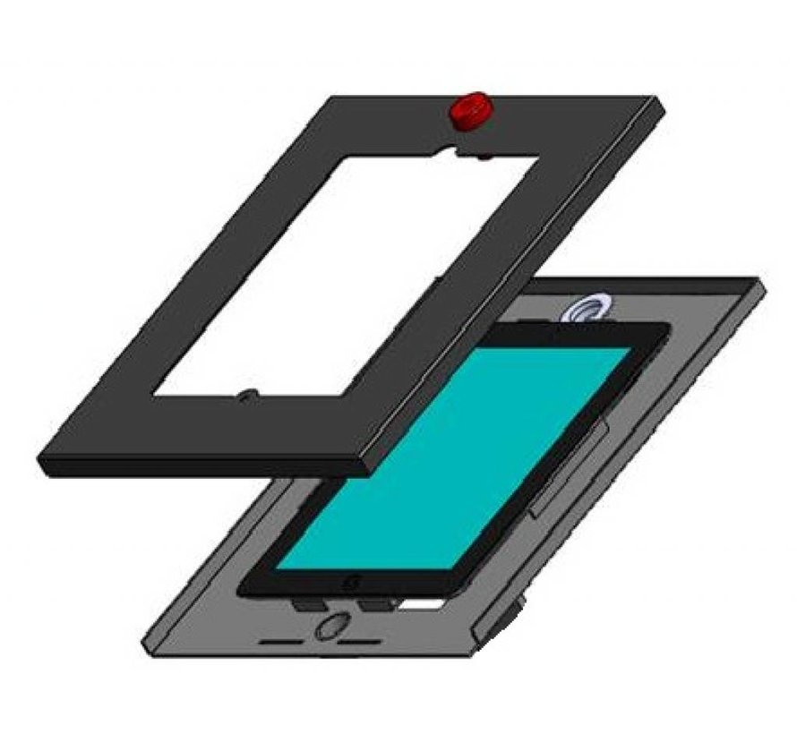 XL iPad 9.7 houder, diverse montage opties