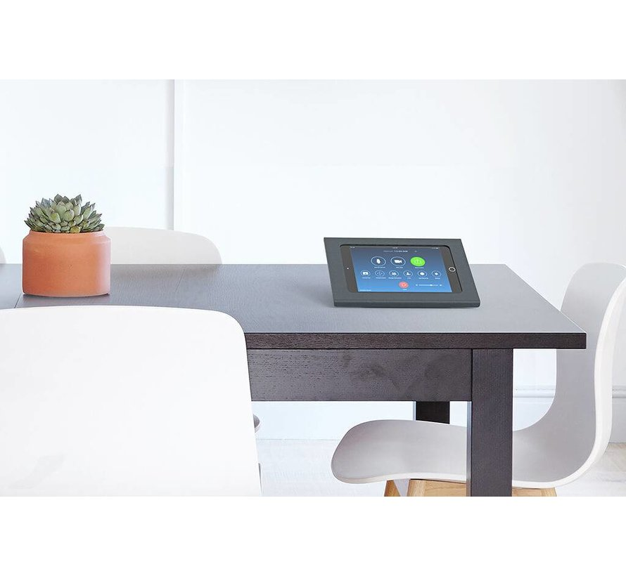Zoom Rooms Console for iPad Mini- Zwart