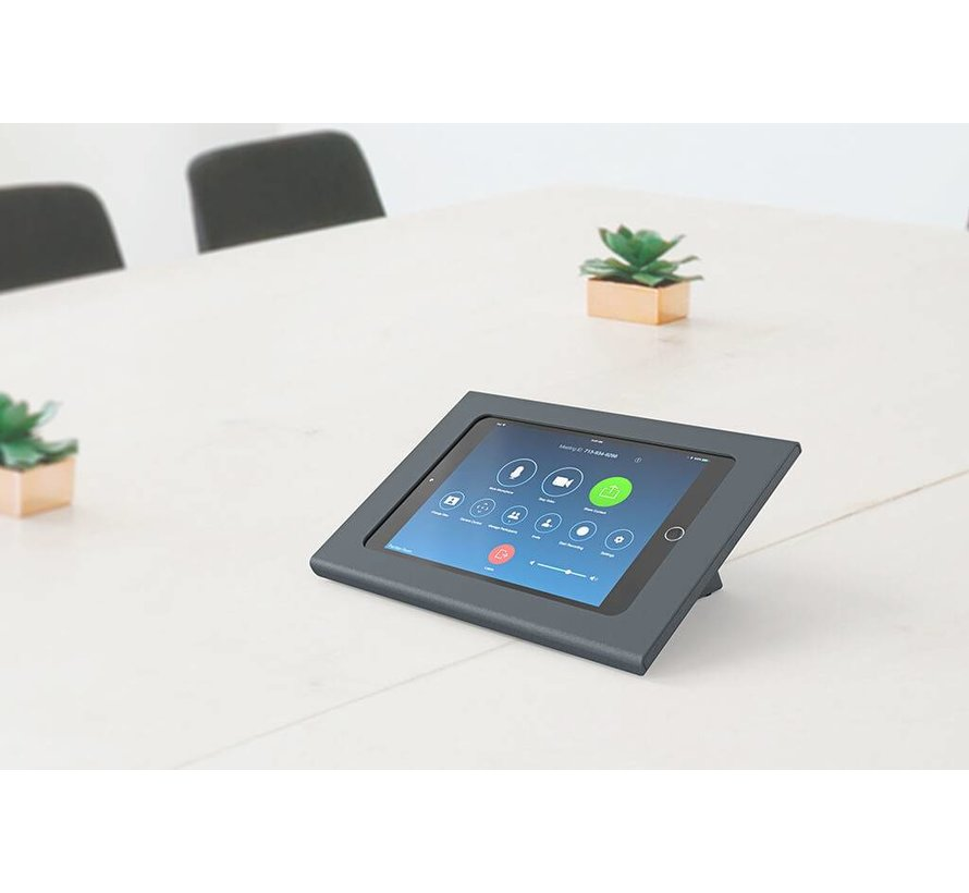 Zoom Rooms Console for iPad Mini- Zwart