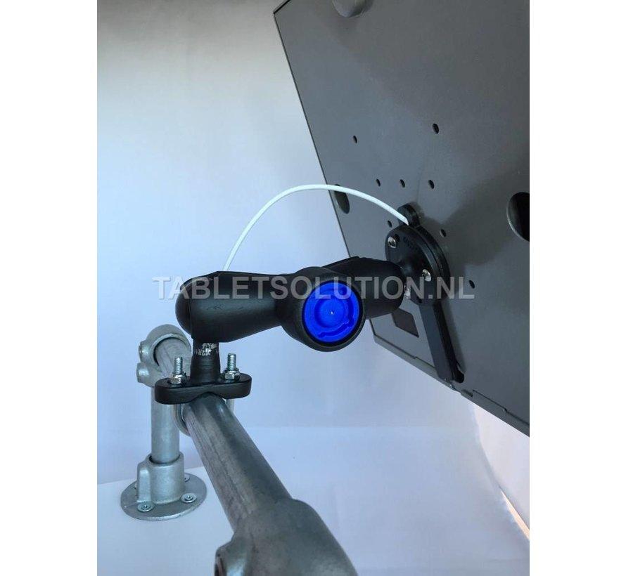 Tablet anti-diefstal stangbevestiging Pin-Lock