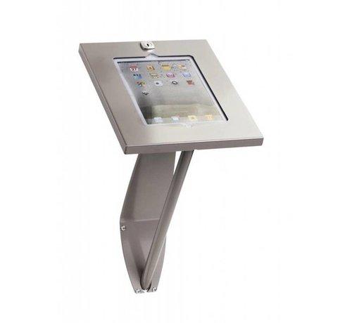 Tabboy XL iPad houder met schuine Wandbeugel