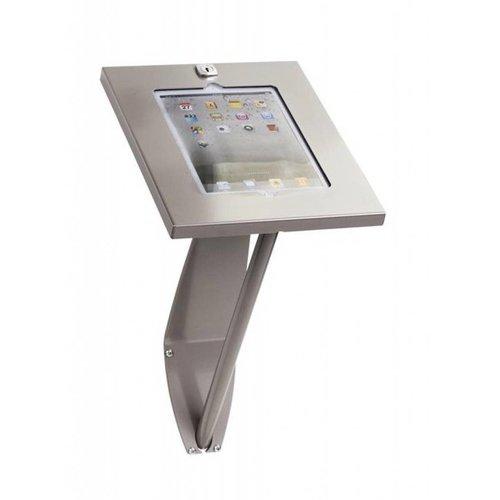 Tabboy XL iPad of Galaxy Tab Wandbeugel met anti-diefstal beveiliging houder