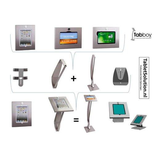 Tabboy XL iPad Vloerstandaard met anti-diefstal slot