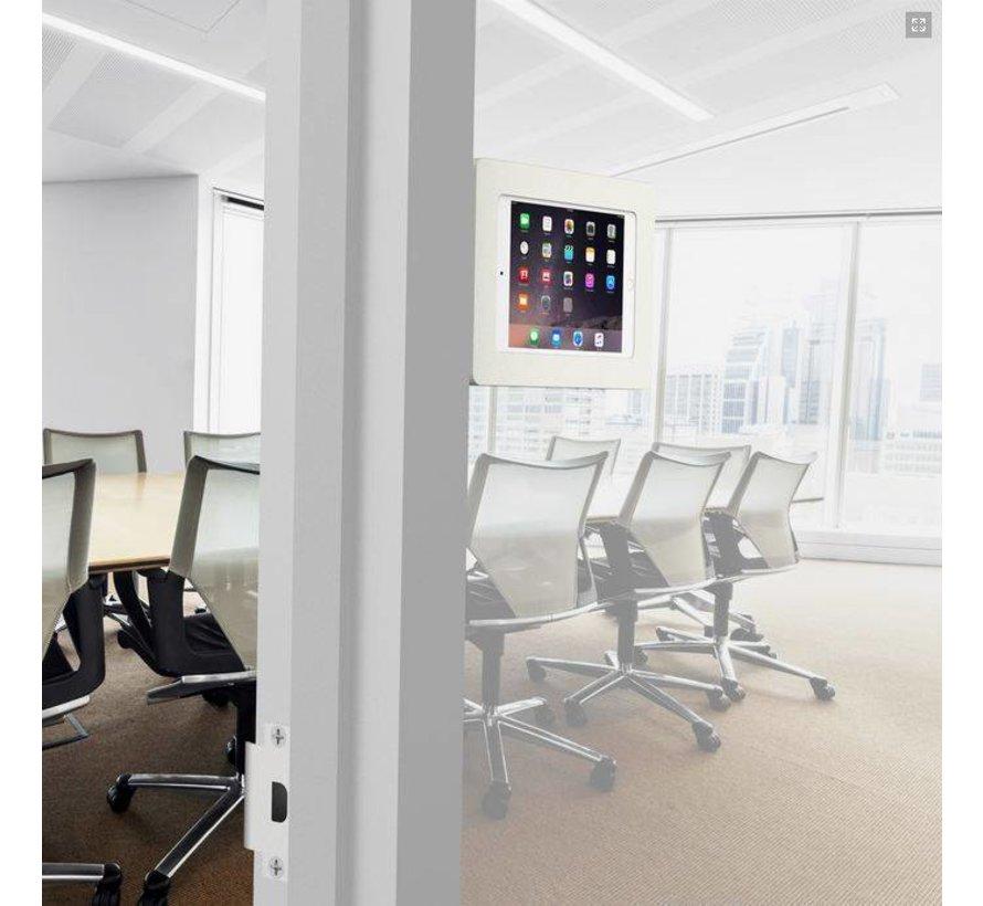 zelfklevende iPad 9.7 houder glaswand