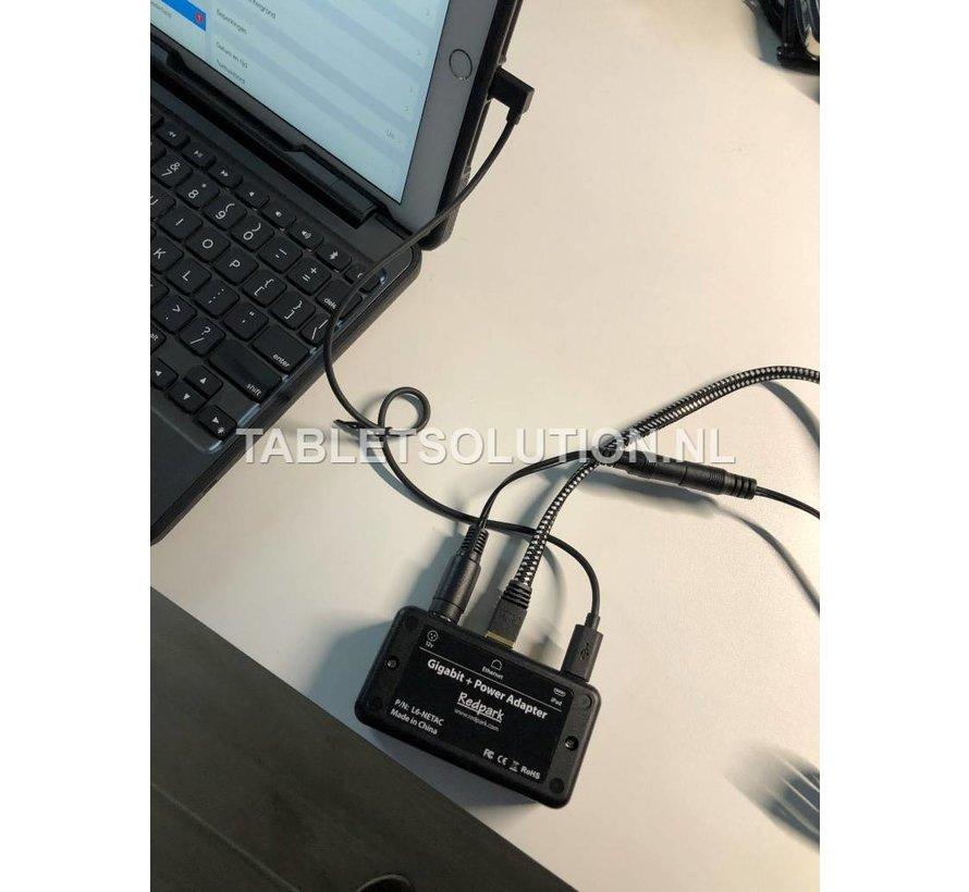Redpark Gigabit + Power Adapter for iPad