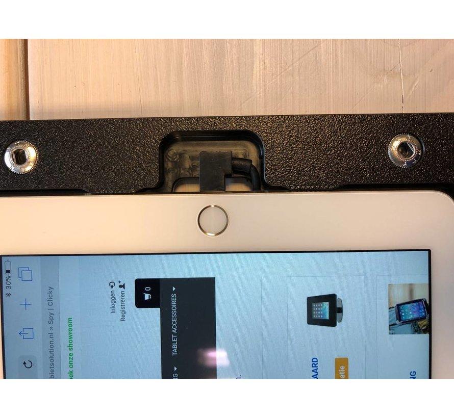 On-Wall iPad Mini 4/5 wandhouder- Zwart