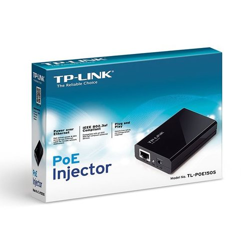 TP-Link PoE Injector TL-POE150S