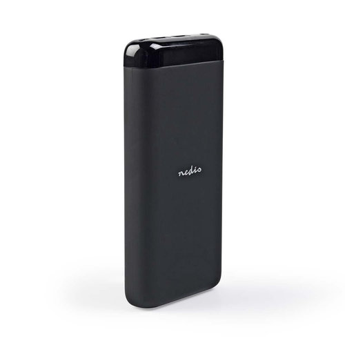 Powerbank Tablet | 15000 mAh | 2 laadpoorten