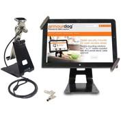 "Armourdog® Universele 7-10"" kantelbare tablet  tafelstandaard max 11 mm"