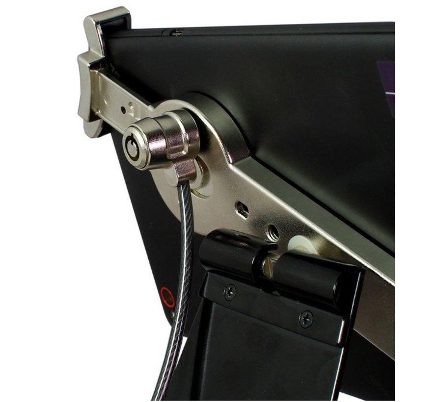 """Universele 7-10"""" kantelbare, draaibare tablet tafelstandaard"""