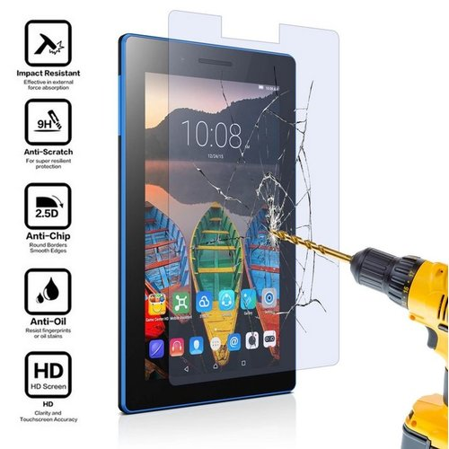Tempered glass screenprotector voor  Samsung Tab A 10.5  2016 (T580/585)