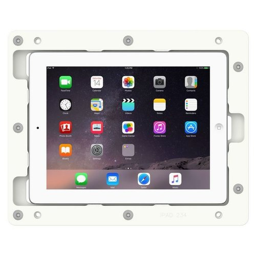 VidaMount On-Wall iPad Mini 4/5 wandhouder - WIT