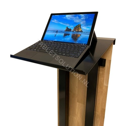 Tabboy Presentatiezuil laptop en tablet