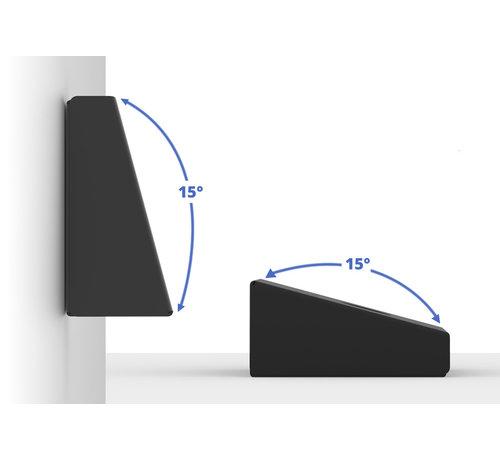 Vidamount Vaste VESA wand/tafel mount met 15° kijkhoek