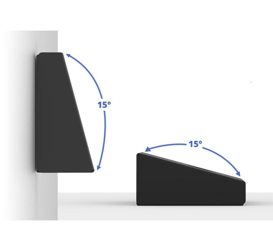Vaste VESA wand/tafel mount met 15° kijkhoek