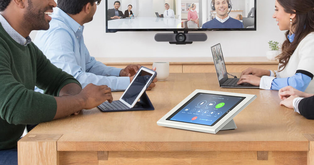 Nieuw: Heckler Design Zoom Rooms Console for iPad 9.7-