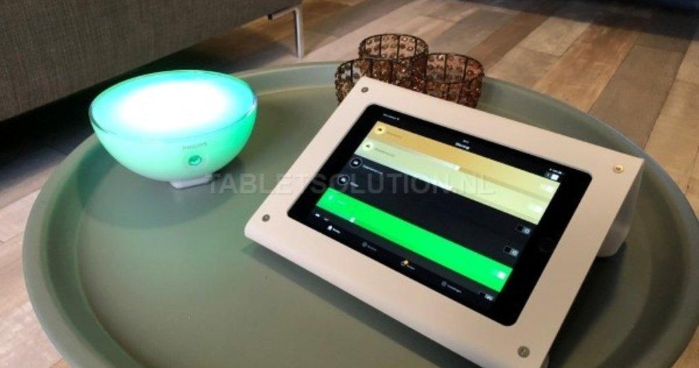 Windfall console perfect bedieningspaneel voor Philips Hue ledlampen