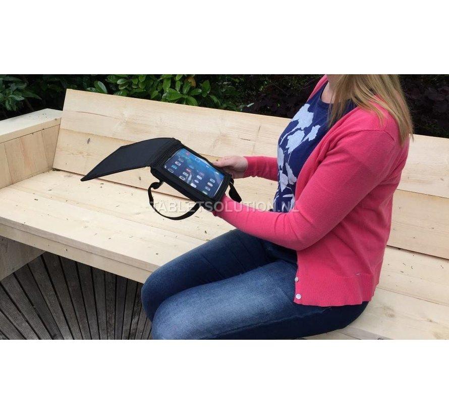 iPad 9.7 handhouder en schouder tas