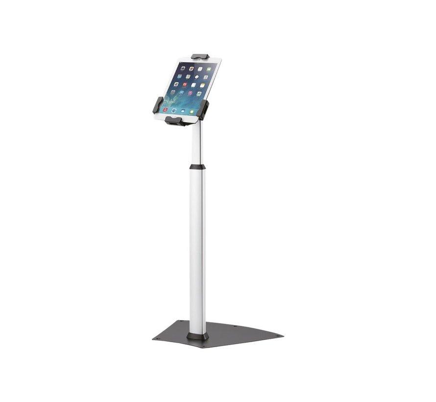 universele vloerstandaard voor een tablet, hoogte instelbaar