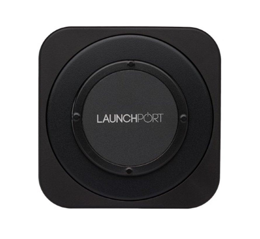 LaunchPort WallStation voor iPad sleeve