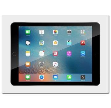 iWalldock iPad 10.2  inbouw wandhouder  - Wit