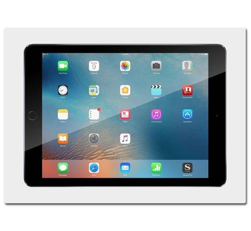 iWalldock  iPad  10.2  inbouw wandhouder  -Mat Wit