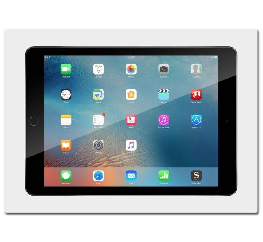iWalldock  iPad  10.2  inbouw wandhouder  -Wit
